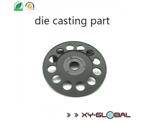 Plastic die-cast gear