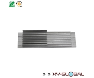 Aluminum cnc milling machining for heat sink