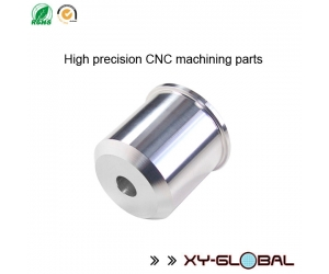 CNC machined parts companies, Automobile precision alumimiun differential mount bushings