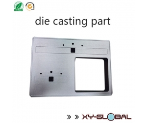 Customized aluminium Die casting enclousure with ADC12 A356 A380
