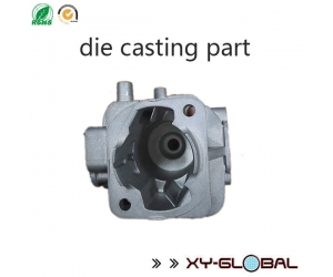 Die-cast telecommunication parts supplier china