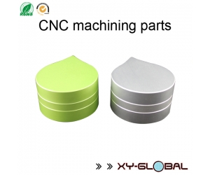 New design popular precision aluminum colored herb grinder
