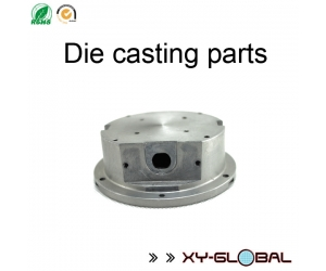 Precision A380 aluminum casting lab instrument base