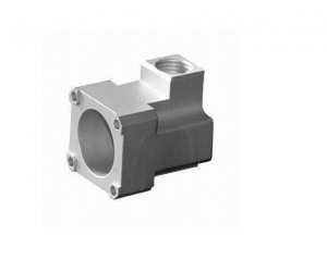 Precision aluminium CNC machining part