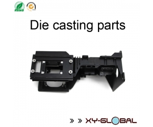 Precision die casting aluminum parts of photographic apparatus