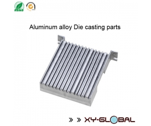 alloy Die casting service, Cast A356 alloy Diec casting junctioin box cover