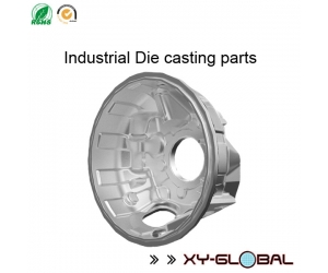 steel casting foundry China, Die casting clutch housing for automobile