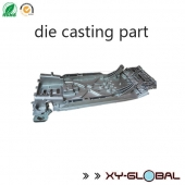 China Alloy die casting motor housing factory