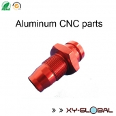 China Aluminum CNC machined assembly parts factory