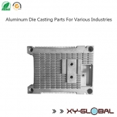 China Aluminum Die Casting Parts For Various Industries factory