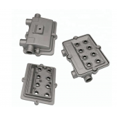 China Auto Housing Die Asting Customized Die Casting Parts factory