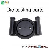 China Black powder coated aluminum alloys precise casting diving accessories factory