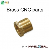China Brass CNC turning water pump fittings factory