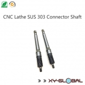 China CNC lathe SUS 303 shaft factory