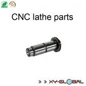 China CNC lathe in China, Precision Aluminium 6063 axis with CNC lathe processing factory