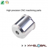 China CNC machined parts companies, Automobile precision alumimiun differential mount bushings factory