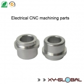 China CNC machining service,Customized aluminium cable glands bushing factory