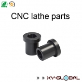 China CNC metal cutting service, Steel blacken finish bushing with CNC turning processing factory
