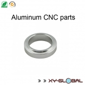 China kilang China CNC Machined Parts distributor, Anodized aluminium CNC machining spindle spacer