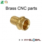 China China CNC Machined Parts distributor, Brass CNC turning water pump fittings factory