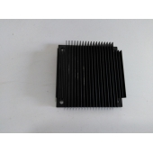 China Aluminum heatsink die casting extrusion parts factory