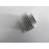 China Custom Aluminium Die Casting Heatsinks, Aluminum Cooling Heatsink factory