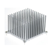 China Custom Aluminum extrusion Heat Sink Manufacturer factory