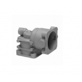 China Custom Ductile Iron Casting Ggg40 With Shell Casting fabriek