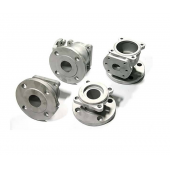 China Custom Metal Alloy Zinc Die Precision Casting Parts factory