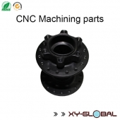 China Customized cnc drilling part, cnc tapping parts, treading maching cnc part factory