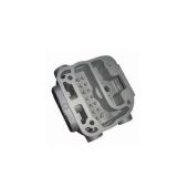 China Customized metal aluminum die casting small die cast parts factory