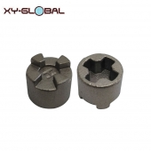 China Die Casting Nonstandard Cage Nuts For Rack Mount Server  and Shelves Cabinets Assortment Kit factory