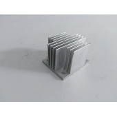 China Die casting aluminum heat sink/radiator factory
