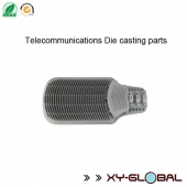 China Die casting mold leverancier china, Aluminium A356 Die cast telecommunicatie apparatuur heatsink fabriek