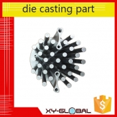 China Die casting heat sink factory