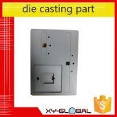 China Die casting rectangle housing factory