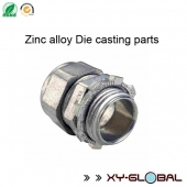 China Die casting zinc connector factory