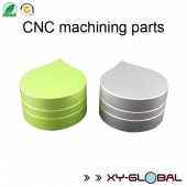 China New design popular precision aluminum colored herb grinder factory