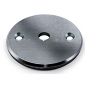China High Precision Customized Aluminum Die Casting disk with hole factory