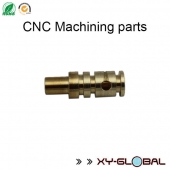 China High precision brass cnc lathe parts factory