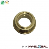 China ISO SGS Certified  custom CNC Turning  brass rings factory