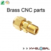 China kilang OEM Brass CNC Machining Late