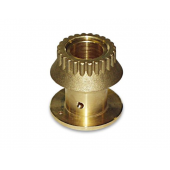 China OEM Bronze And Copper Vacuum Casting Part With Blasting factory