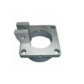 China OEM stainless steel hinge precision lost wax casting small parts factory