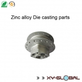 China Precision zinc alloy Die cating fitting parts factory
