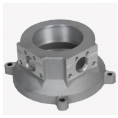 Chine Professional custom made quality aluminum die cast  machinery part usine