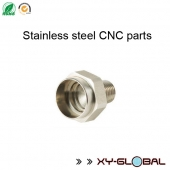 China Stainless steel CNC machining automobile fitting parts factory