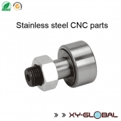 China Stainless steel CNC machining connector spare parts factory