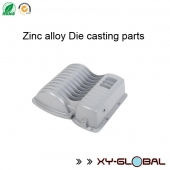 China Zinc Die casting housing automobile spare parts factory
