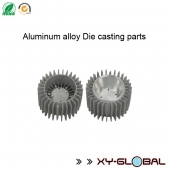 China alloy Die casting parts supplies, A356 Aluminium Die casting LED housing factory